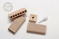 Paper cartridge former .44cal + Richmond Arsenal cartridge boxes .44cal (2pcs)