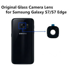 Real Glass Back Rear Camera Lens Replacement for Samsung Galaxy S7 G930 G930F
