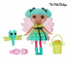MINI LALALOOPSY DARLING BRIGHTSIDE FIREFLY DOLL #16 SERIES 17 BUG COLLECTION