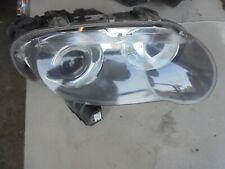 rover 75 o/s face lift projector headlight xbc002760