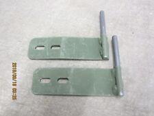 1 Side Soft Door Hinge, Used, HMMWV M998 Humvee