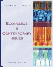 Economics and Contemporary Issues (with Printed Access Card InfoTrac  1-Semester