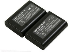 2x 14464 BLI-312 Battery for Leica BM8 M8 M8.2 M9 ME Camera New 1800mah Li-ion