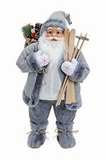 Weihnachtsmann, Nikolaus, 60 cm, Santa Claus, Weihnachtsdeko,