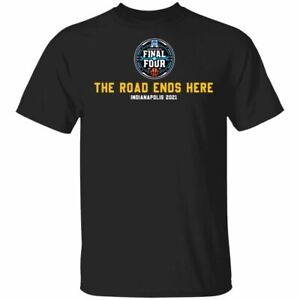 Men's Basketball Final Four Indianapolis 2021 T-shirt NCAA College Basketball Te