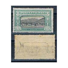 IT6146 - 1923 Alessandro Manzoni 15c verde MH/*