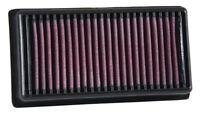 KT-6912 K&N Replacement Air Filter fits KTM DUKE 690 2013-2015