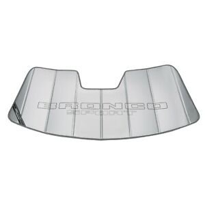 NEW OEM 2021 Ford Bronco Sport Premium Windshield Sun Shade W/Logo & Storage Bag