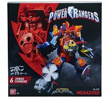 Power Rangers Super Ninja Steel Blaze Megazord - BNIB - 43740