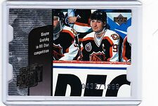 98-99 1998-99 UPPER DECK WAYNE GRETZKY YEAR OF THE GREAT ONE QUANTUM /1999 28