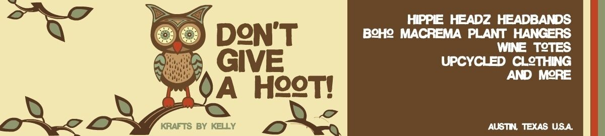 Don t Give A Hoot!