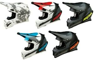 Arctiva Rise Summit Full Face Helmet for Snowmobile Snow Cold Weather