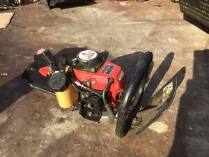 Kawasaki TG18 Hedge Cutter Breaking For Parts - NOT COMPLETE CUTTER FOR 99p