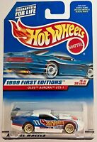 Hot Wheels 1999 First Editions #5 Olds Aurora GTS-1 1:64 Scale #21058