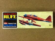 Guillow'S Ww Ii Japanese Rufe Float Plane Model Airplane # 507 Factory Sealed