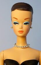 Barbie Vintage FR Handmade Necklace Earrings Bracelet Rhinestone Jewelry NE1451