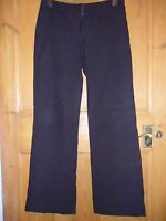 New Look black tailored trousers. Size 8 regular.