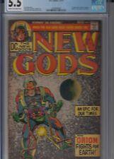 New Gods 1 - 1971 - 1st app of the New Gods - CGC 5.5