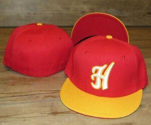 Hawaii Islanders PCL Minor League Vintage Logo Fitted Hat Cap Men's Size 7