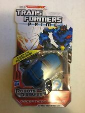 Transformers Prime Robots in Disguise RID Deluxe Class Decepticon Rumble