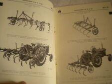 Antique Tractor Cultivators