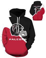 Atlanta Falcons Hoodie Lightweight Small-XXXL 2XL Unisex Men Women Gift Georgia