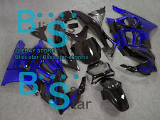 Blue Glossy INJECTION Fairing Bodywork Set Fit Honda CBR600F3 1995-1996 02 A6