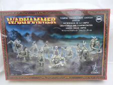 Warhammer Vampire Counts ghouls  nib in shrink  AOS flesh eaters court