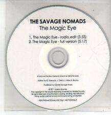 (CM846) The Savage Nomads, The Magic Eye - 2011 DJ CD