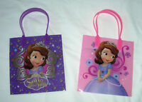 12 pcs Disney Sofia the First Goody Gift Loot Bag Girl B-Day Party Favor Supply