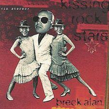 Kissing Rockstars LP * by Breck Alan (CD, Apr-2000, Breck Alan)
