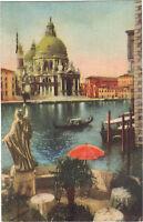 Italia - cpa - VENECIA - La iglesia de la salvación