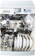 Sticker lave vaisselle électroménager trompe l'oeil couverts réf 236 60x60cm