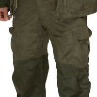 HILLMAN NORTHER TROUSERS GREEN STALKING HUNTING SHOOTING FISHING