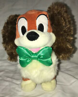 Lady and the Tramp Plush Toy HD131171 Lady Authentic Disney Store