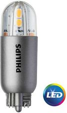 Philips LED Light Bulb Cool White 18W Equivalent Wedge-Capsule T5 3000K (2-Pack)