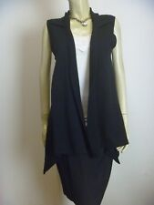 YARRA TRAIL Knit Drape Vest sz 10 - BUY Any 5 Items = Free Post