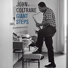 John Coltrane - Giant Steps [New Vinyl] Gatefold LP Jacket, 180 Gram, Spain - Im
