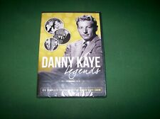 DANNY KAYE LEGENDS DVD.SIX COMPLETE EPISODES.BRAND NEW FACTORY SEALED DISC.