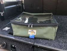 Tusker Canvas Rear Drawer Organiser Large - Green