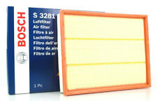 GENUINE BOSCH AIR FILTER LTI TX 2.5 - VAUXHALL ASTRA ZAFIRA 1.4 1.6 2.0 S3281