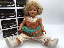 Alte Zelluloid Puppe 33 cm. Zustand = Siehe Fotos