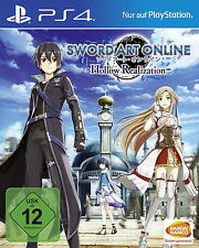 Sword Art Online: Hollow Realization (Sony PlayStation 4, 2016)