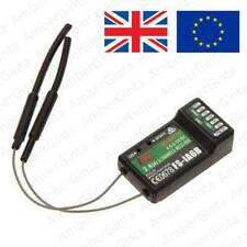 Flysky 2.4G 6CH FS-iA6B Receiver PPM Output With iBus 500m Port UK EU Warehouse