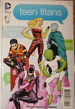 Teen Titans #1 1:25 Variant Cover NM/VF Unread Bag and Board The New 52