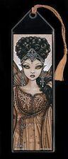 Fairy - BOOKMARK - Copper Faery - Myka Jelina Art - Reina - Princess