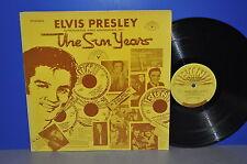 Elvis Presley The Sun Years USA '77 SUN 1001 VG++/M- Vinyl LP clean sauber