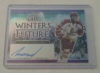 ANTOINE MORAND - 2017 LEAF METAL - WINTERS FUTURE - RC AUTO PURPLE - #10/10