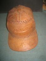 Cappello Nike vintage anni 60/70 in pelle