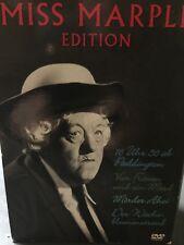 Miss Marple Edition (Region 2 Box Set) German Cover Art, German/English Language
